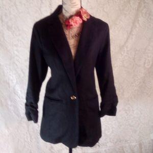 Michael by Michael kors black blazer 10